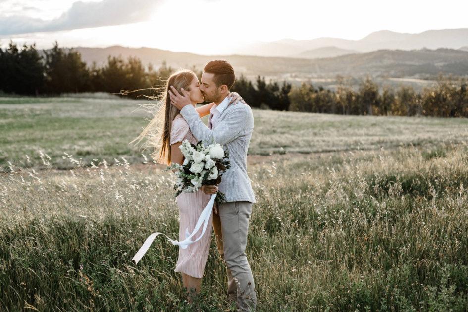 national arboretum canberra, engagement shoot, romantic, candid, sunset, wedding photographer, wedding photography, southern highlands wedding, canberra, sunshine coast wedding