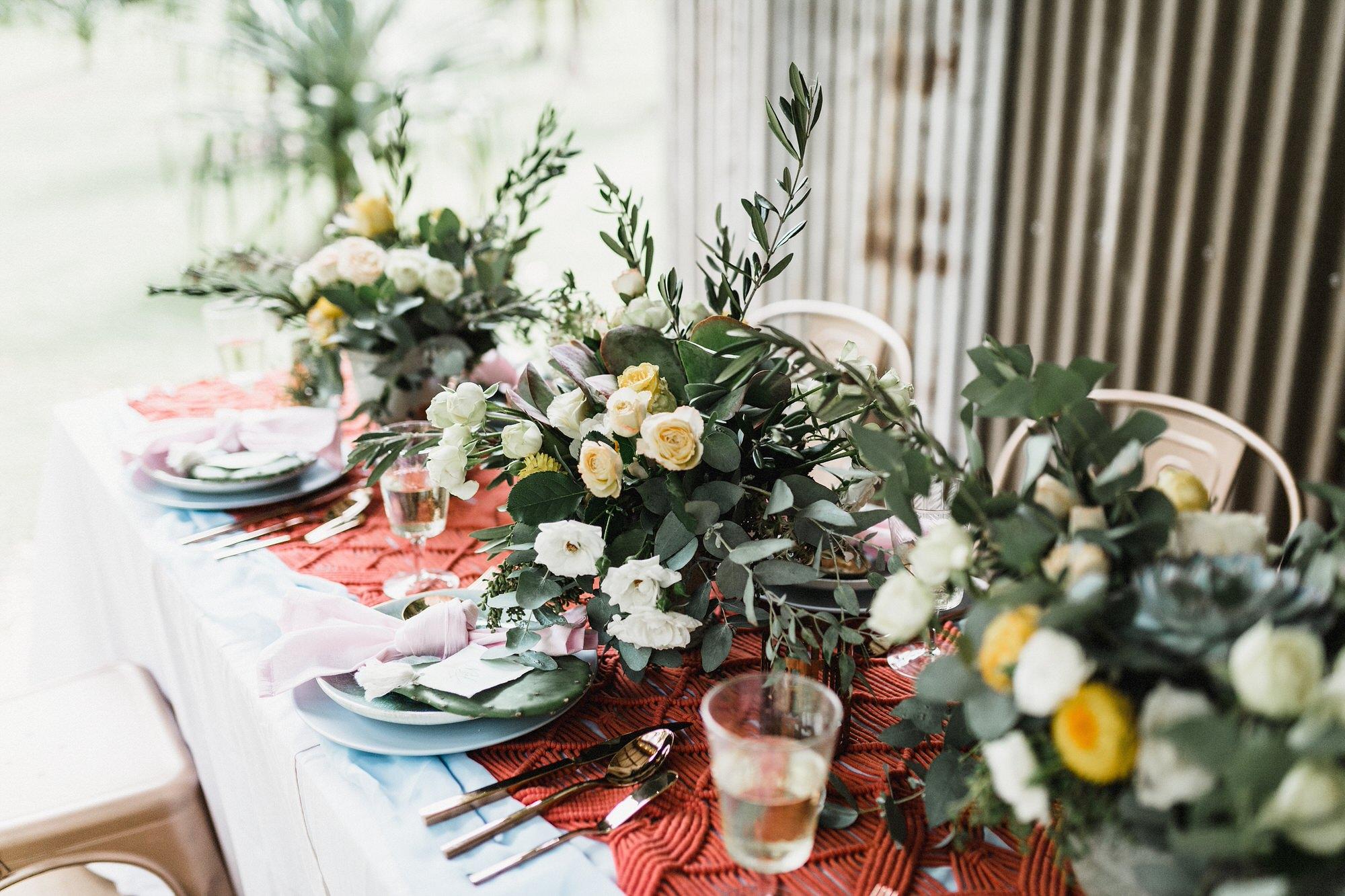 cacti wedding, indie wedding, boho wedding, Logwoods, Sunshine Coast Wedding Photographer, Canberra Wedding Photographer, Bowral Wedding photographer, Grace Loves Lace, Made to Match Events, Woods & Bloom, Cacti bouquet, rustic wedding