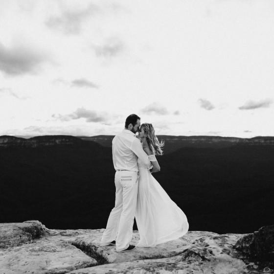 Blue Mountains Wedding, Wedding photography Southern Highlands, Katoomba wedding, destintion elopement