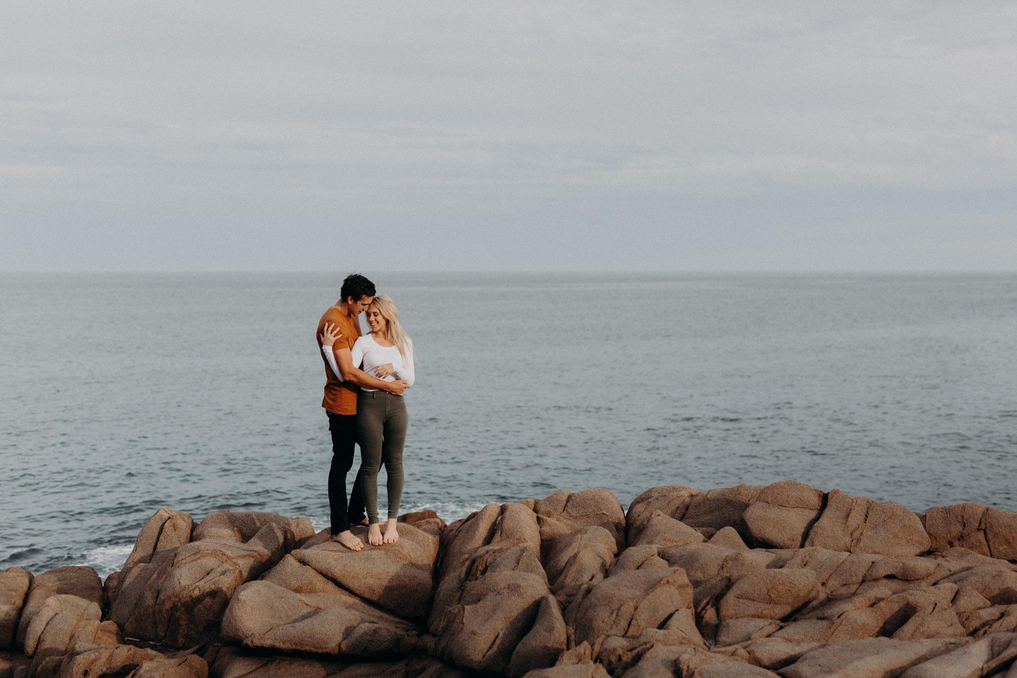 Stockton Dunes, Newcastle engagement session, canberra wedding photographer, bowral wedding photographer, southern highlands, engagement session, boho, natural, candid