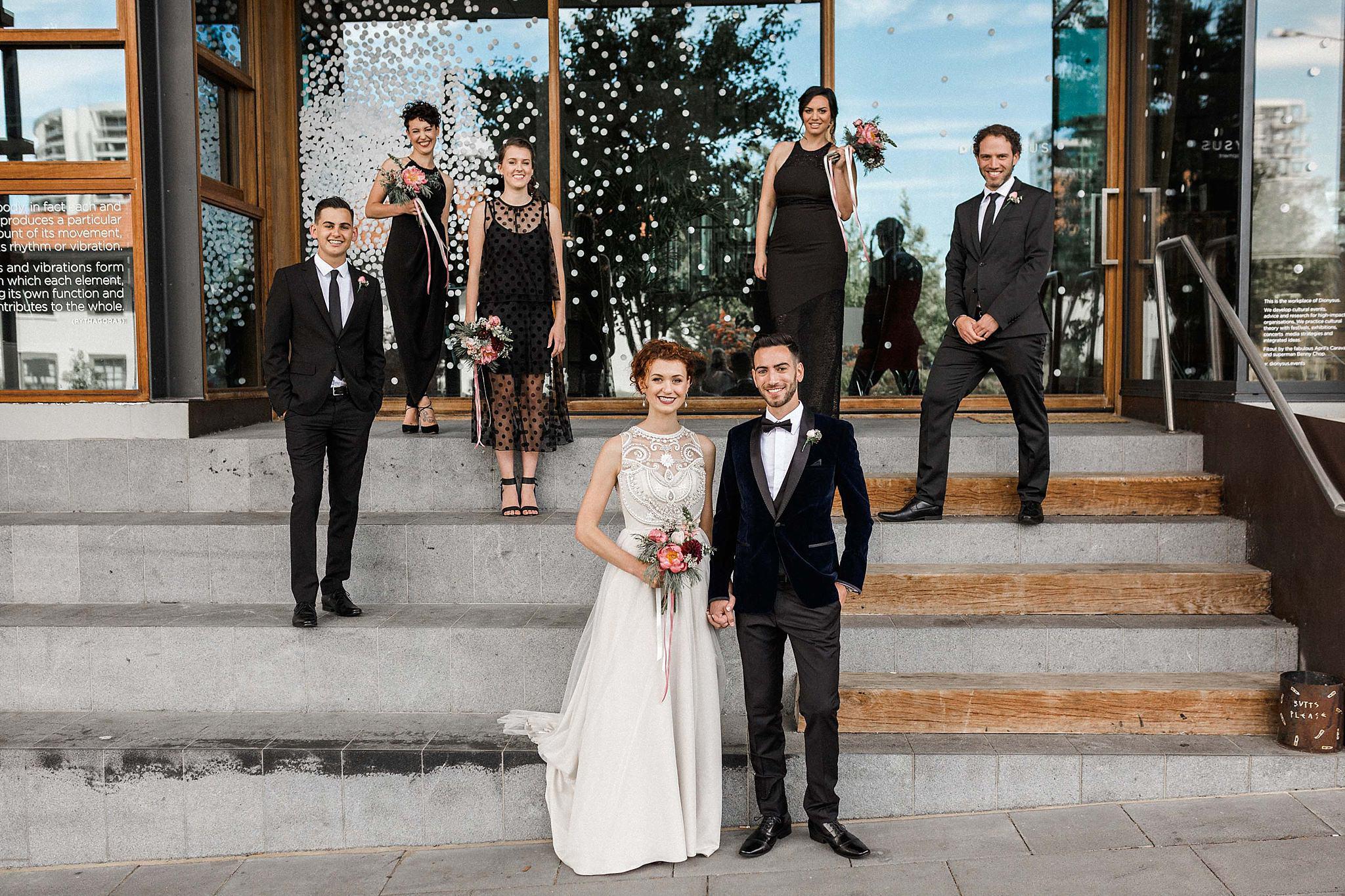 wedding ceremony canberra