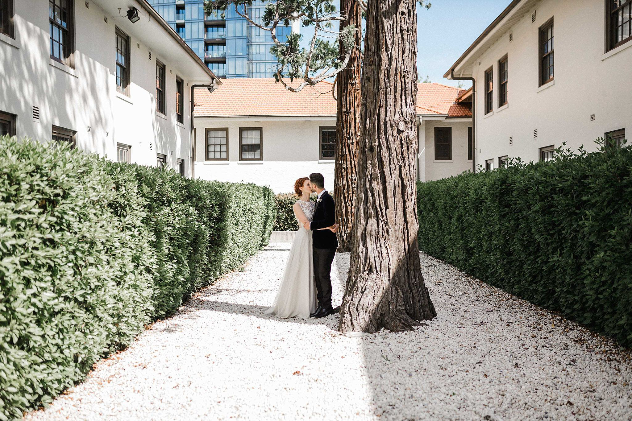 intimate wedding venues canberra