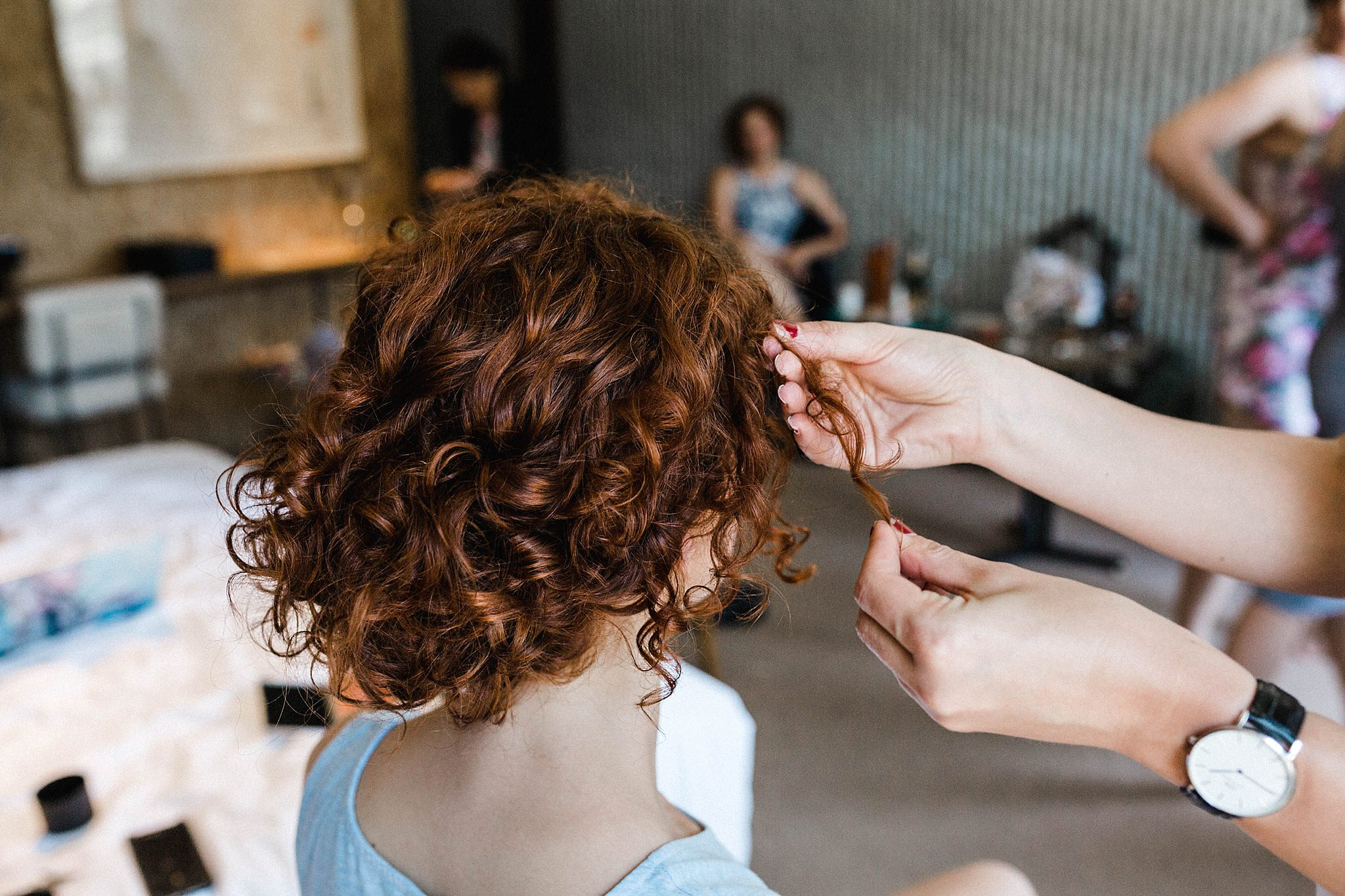 wedding hair and makeup canberra