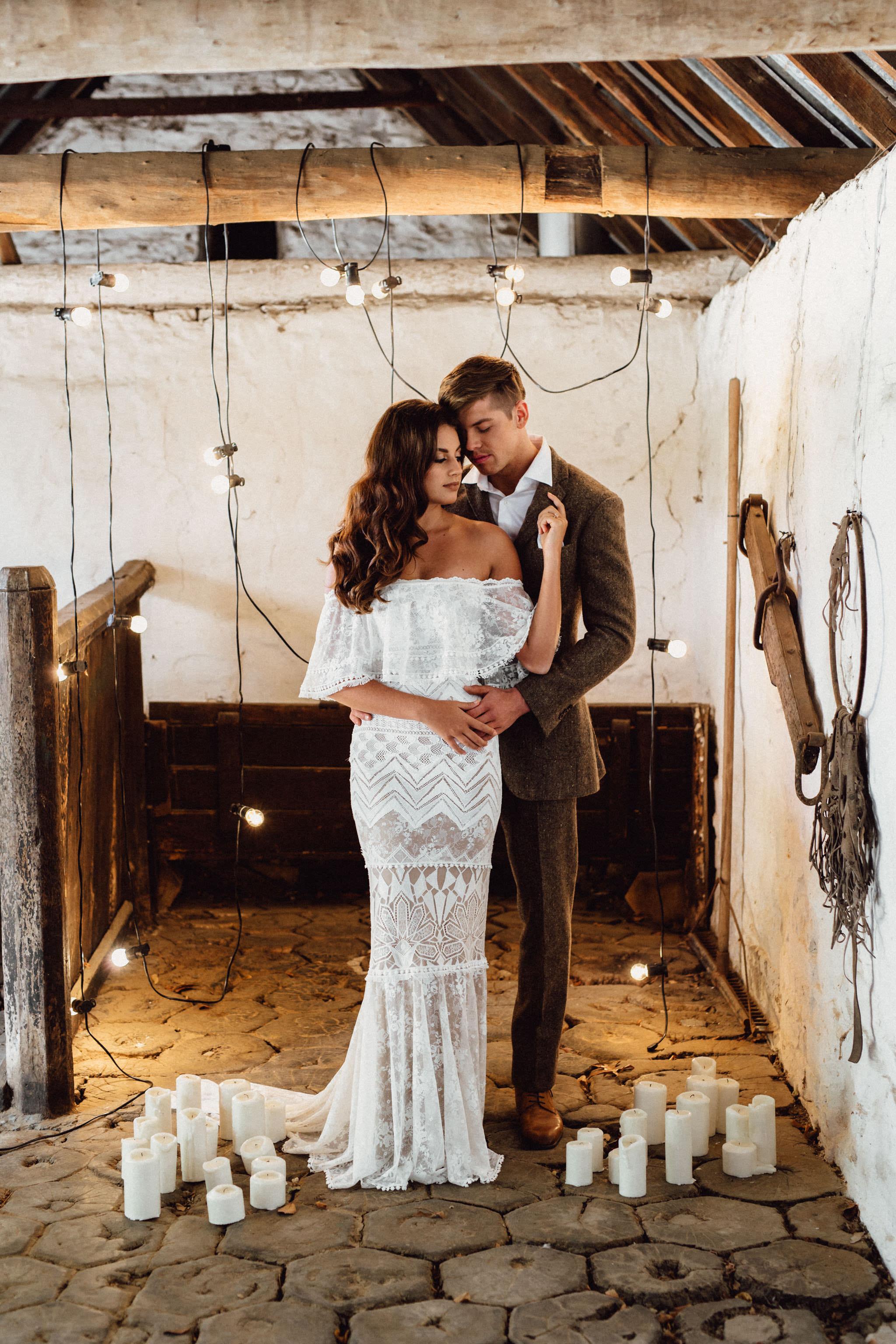 Lanyon Homestead wedding