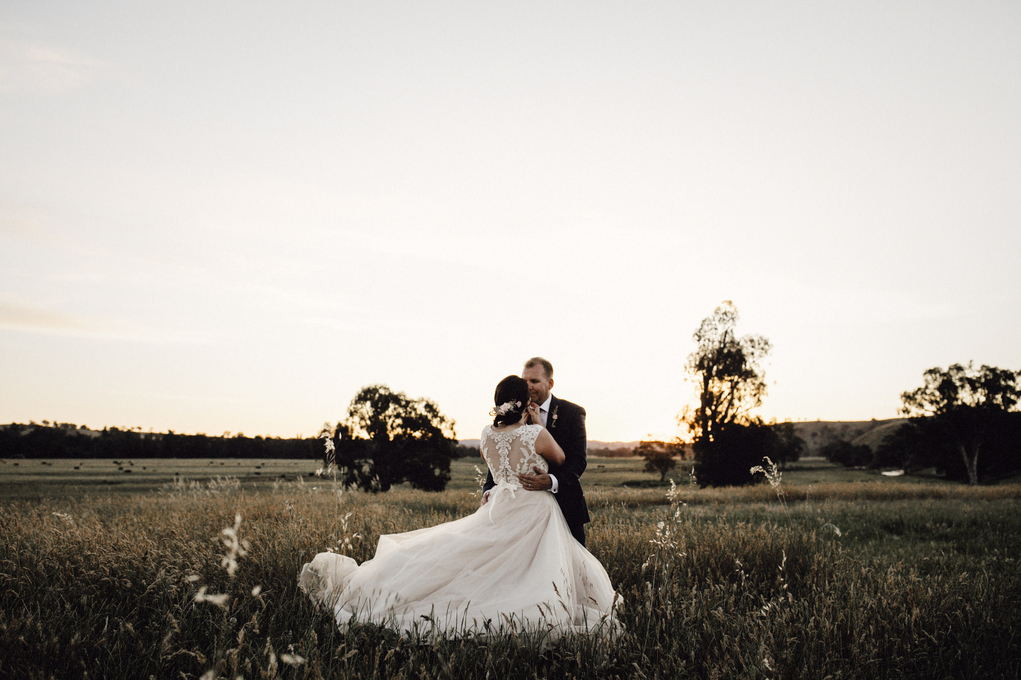 Country Wedding at Kimo Estate by Sunshine Coast Wedding Photographer Shae Estella Photo