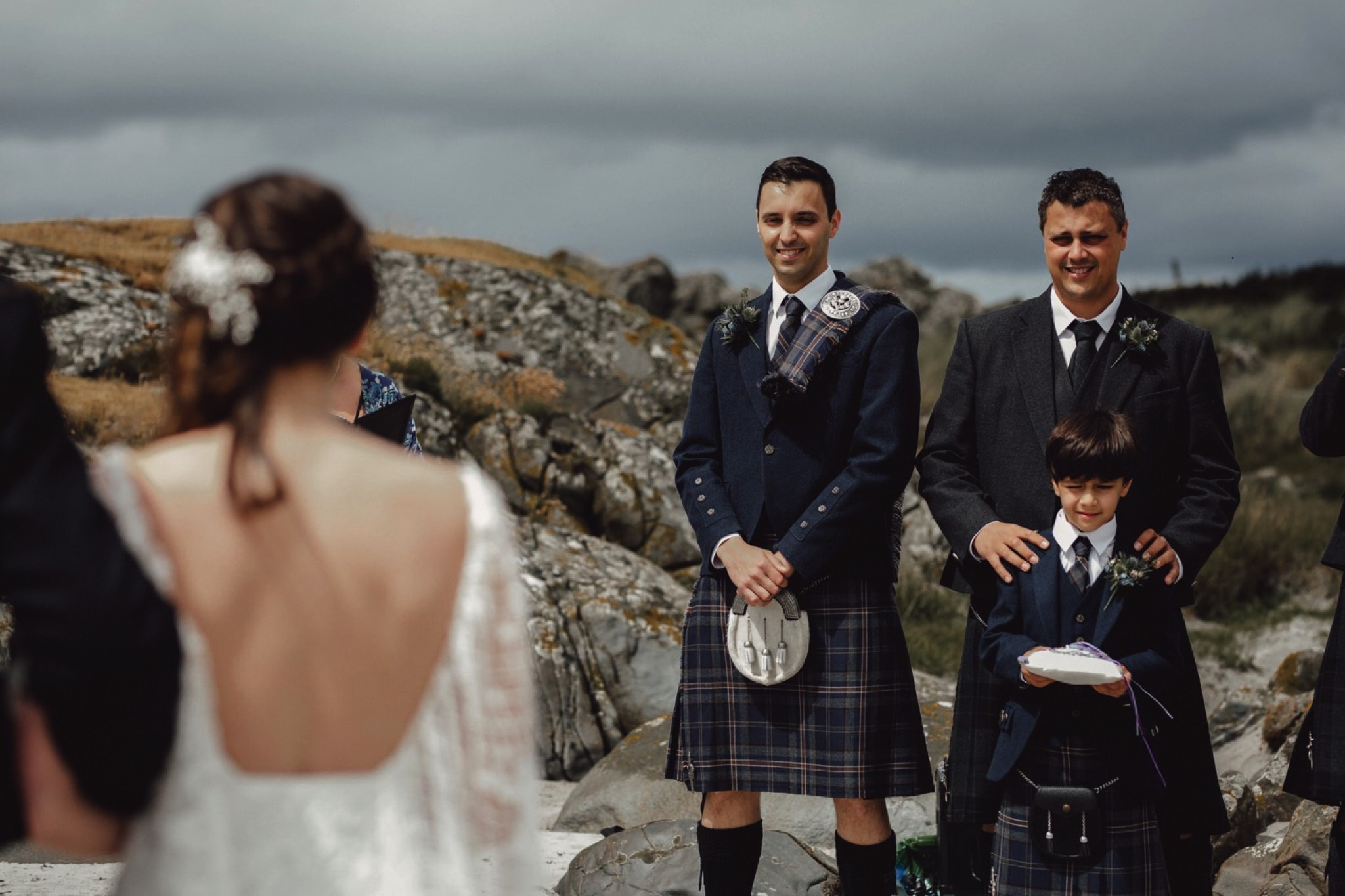 destination wedding photographers scotland