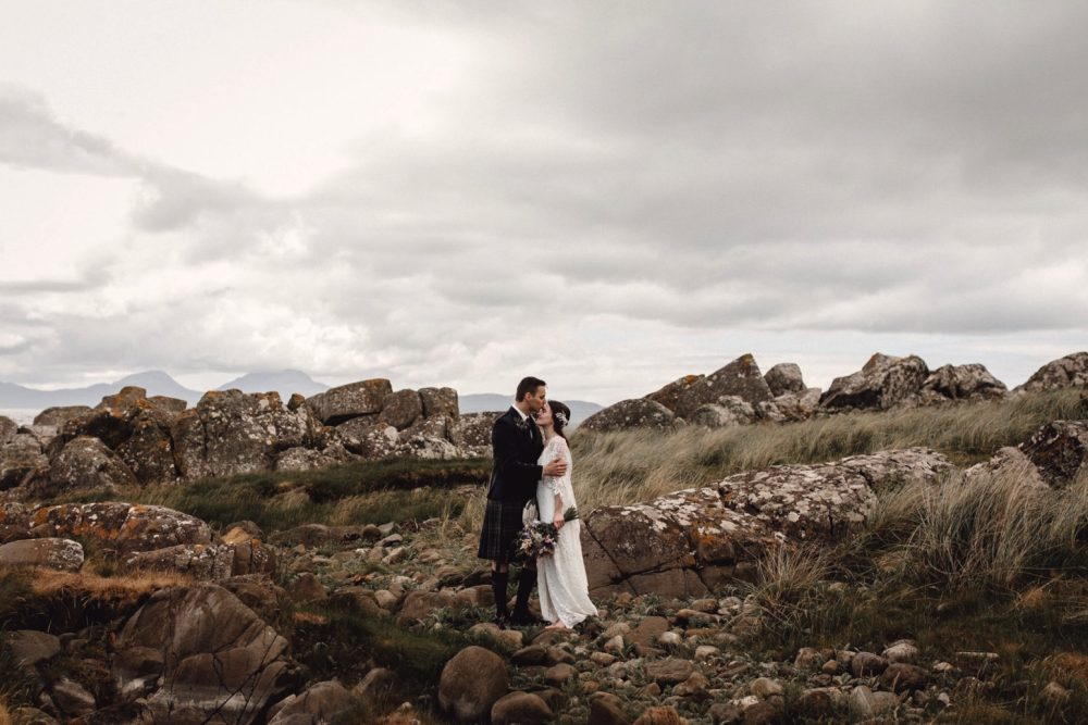 Natasha and Jamie's Santorini Wedding