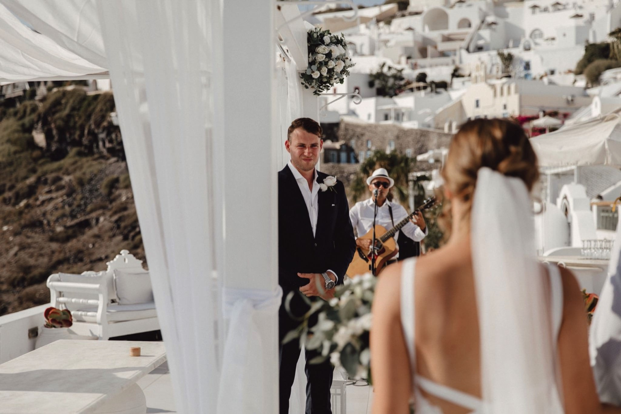 santorini, greece, grace loves lace, dana villas, shae estella photo, sunshine coast, brisbane, gold coast, byron bay, destination, wedding photography, photographer, travel, first look, bride, groom