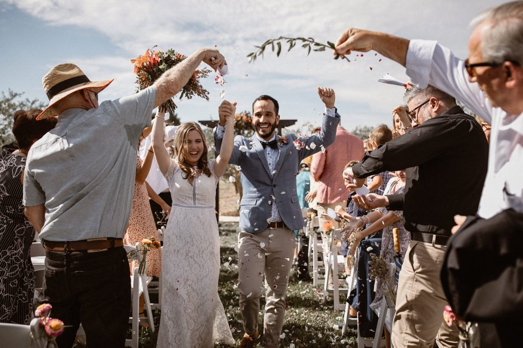 Greek Pialligo Estate summer wedding by Sunshine Coast Wedding Photographer Shae Estella Photo