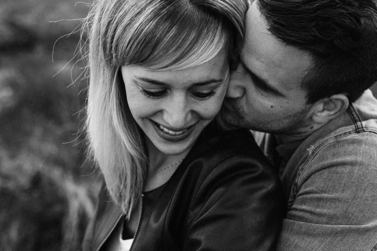 Moody Isle of Skye engagement shoot by Maleny, Noosa and Sunshine Coast Wedding Photographer