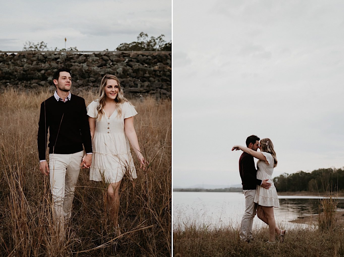 outdoor engagement photo tips