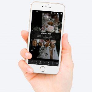 Presets for Lightroom Mobile