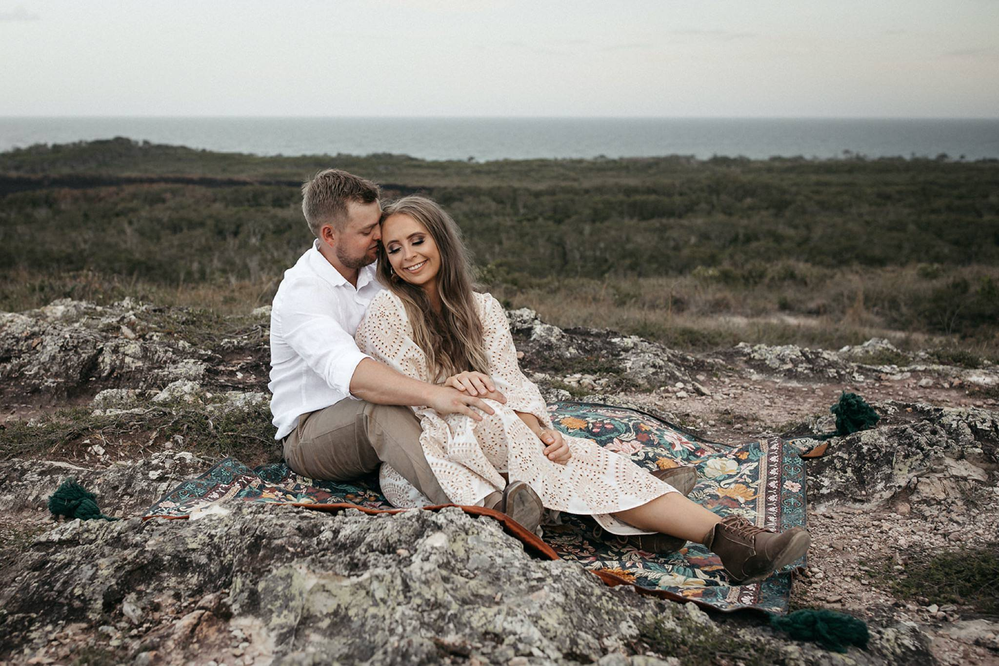 Sunshine Coast Engagement Shoot locations