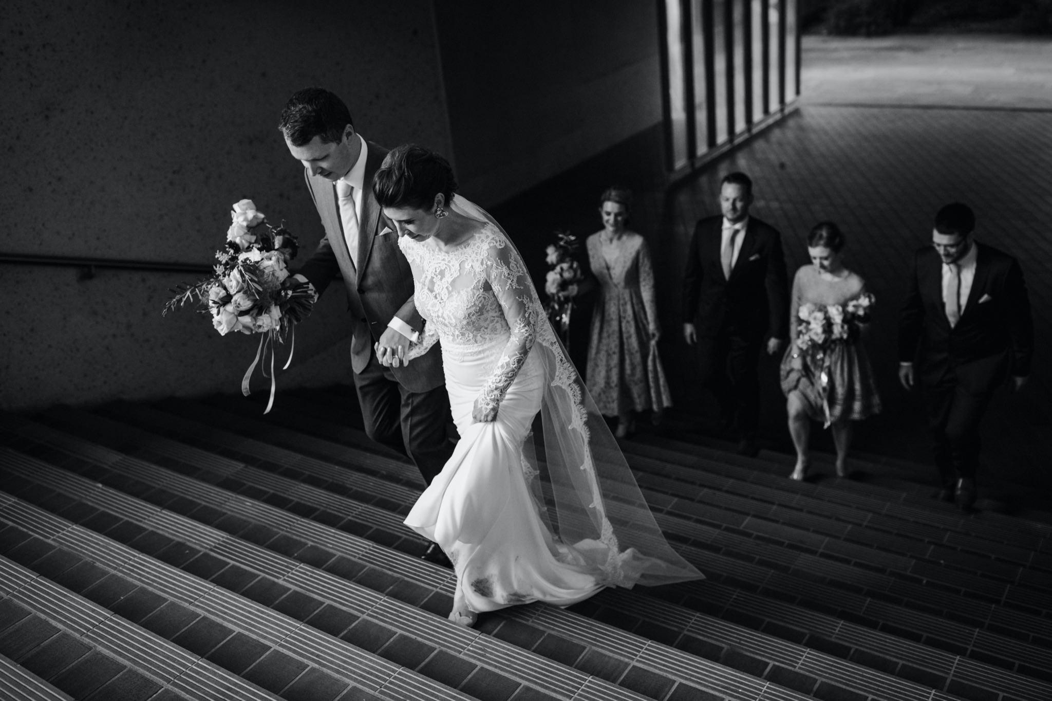 A Wedding at the National Gallery of Australia